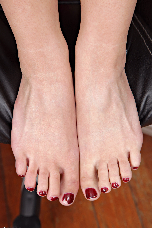 A.J. Applegates Feet