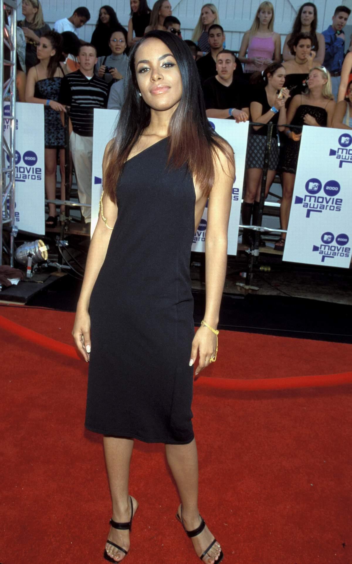 Aaliyah Jolie Nude Photos 82