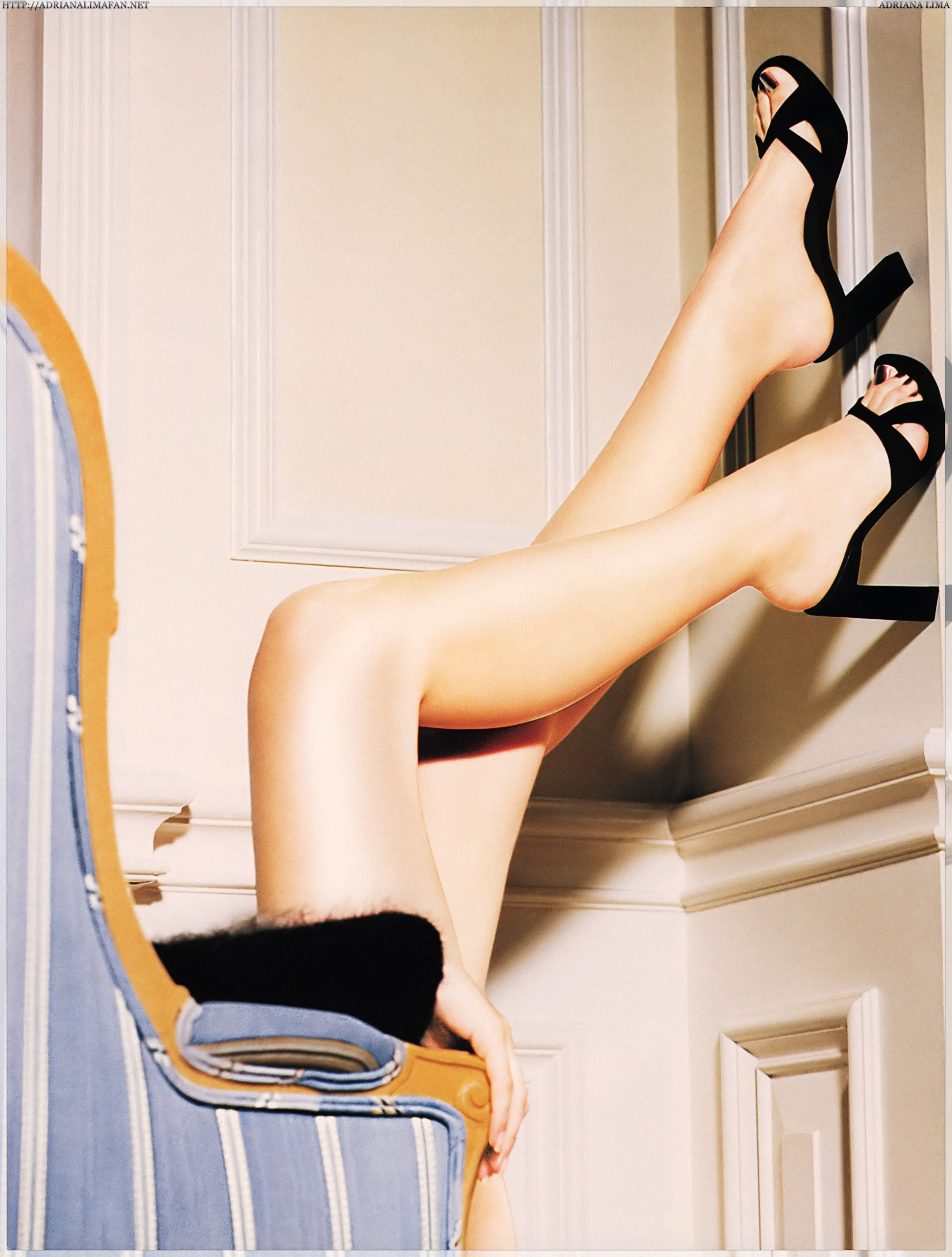 Adriana Lima Feet