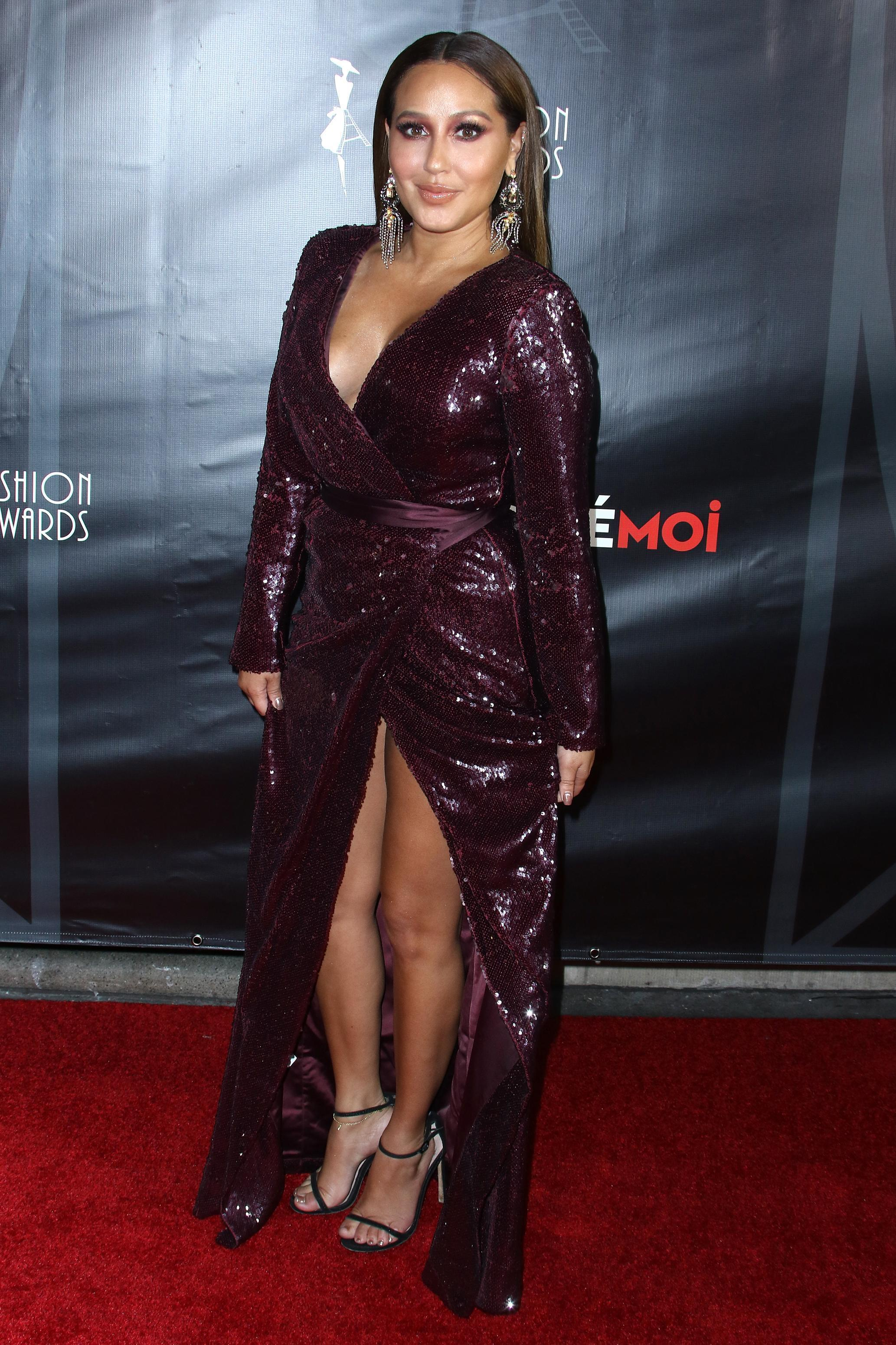 Feet Adrienne Bailon nude (42 photo), Sexy, Cleavage, Boobs, lingerie 2020