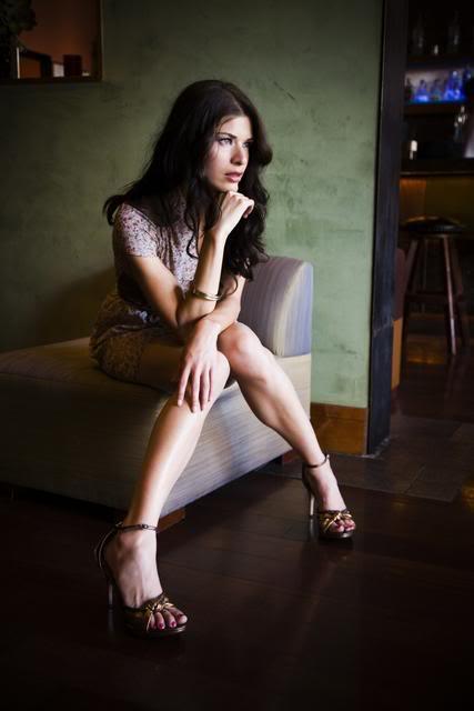 Adrienne Janic's Feet