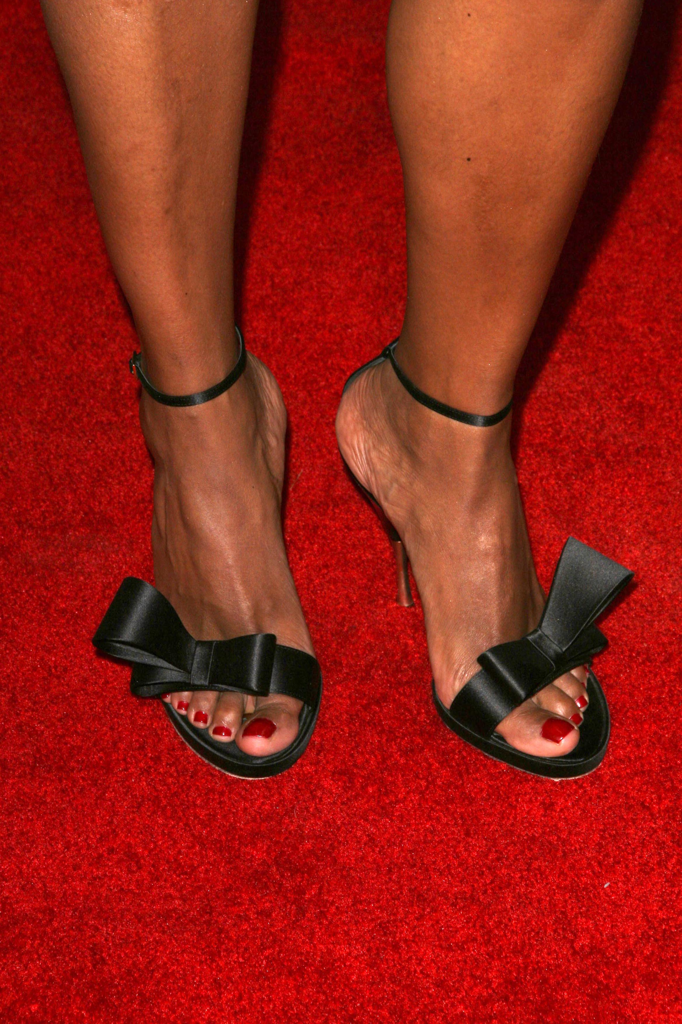 with aisha tyler legs uncrossed for pinterest