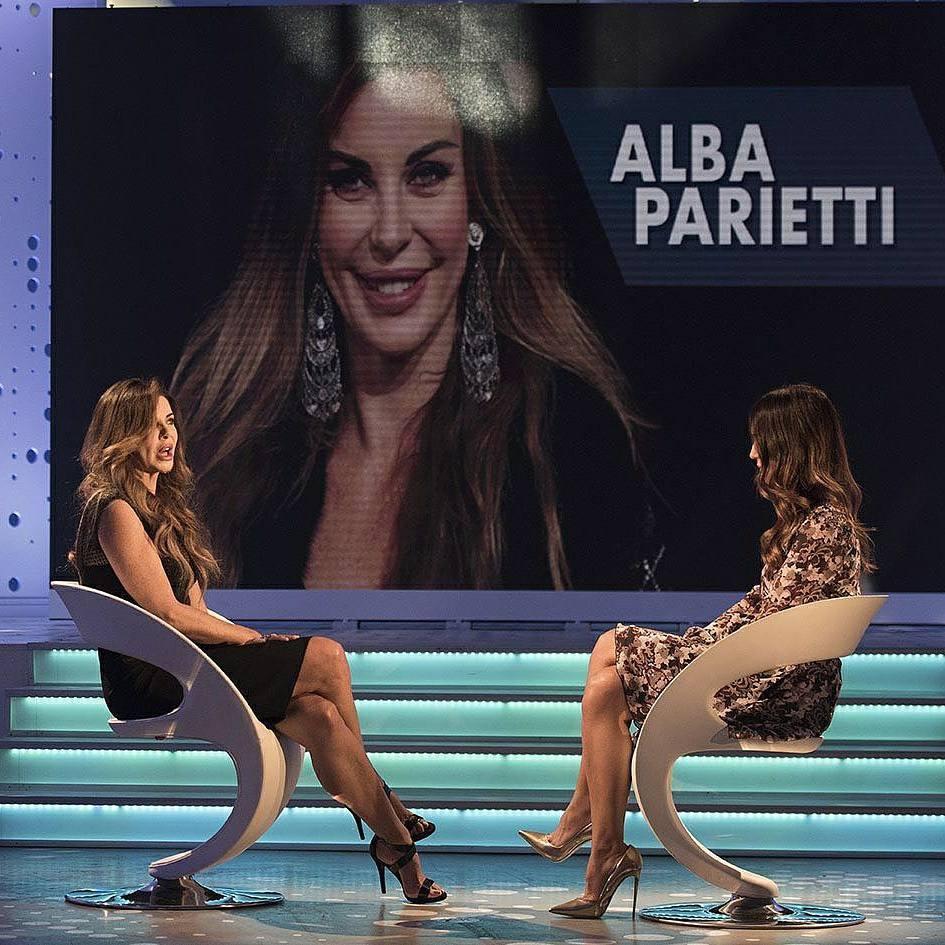 Alba Parietti (born 1961) Alba Parietti (born 1961) new photo