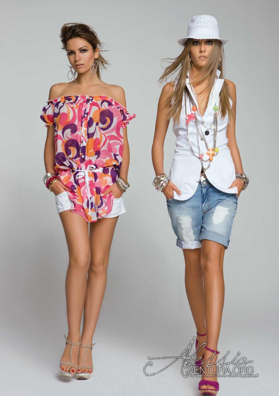 Цветные блузки фото 5