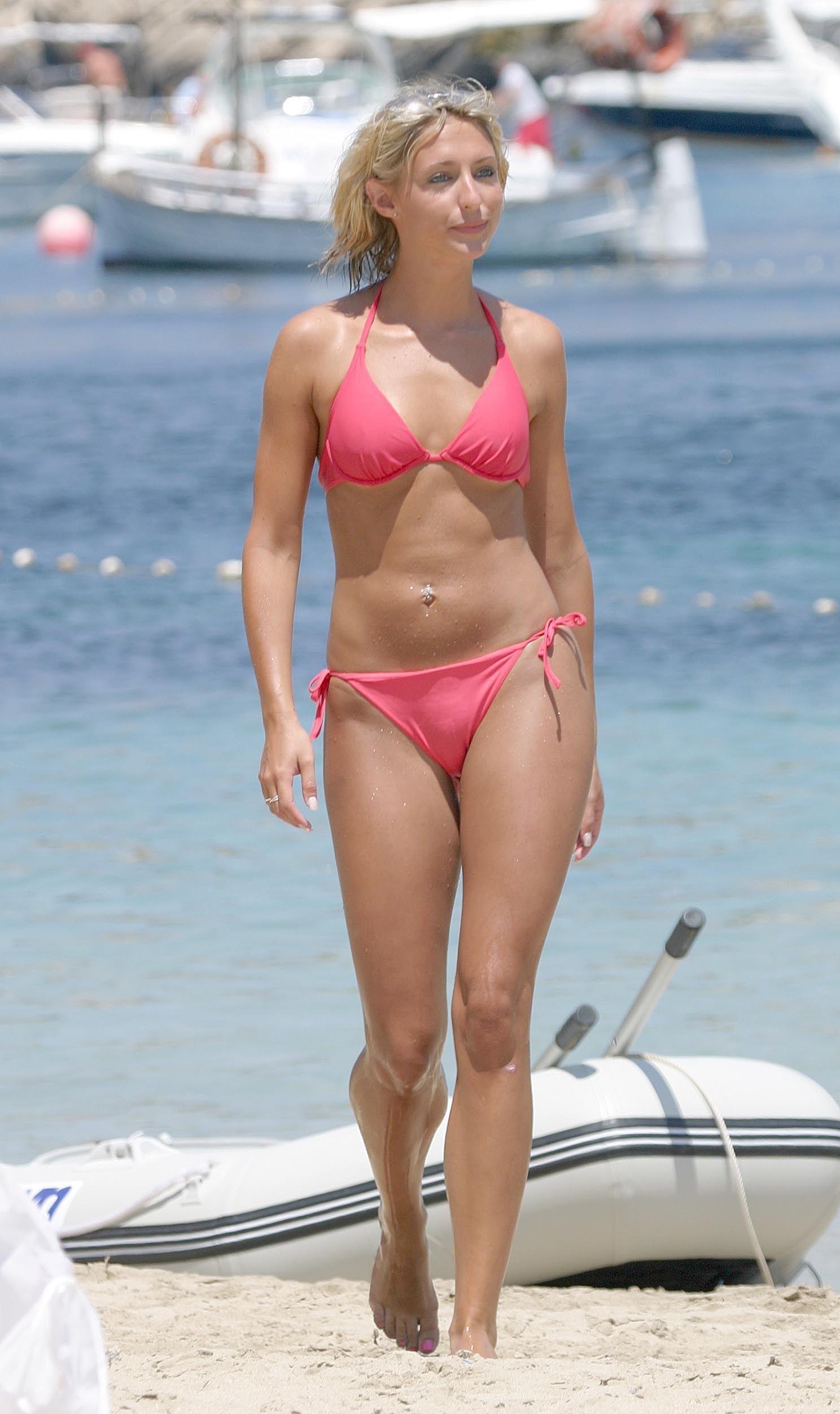 Ali bastian bikini