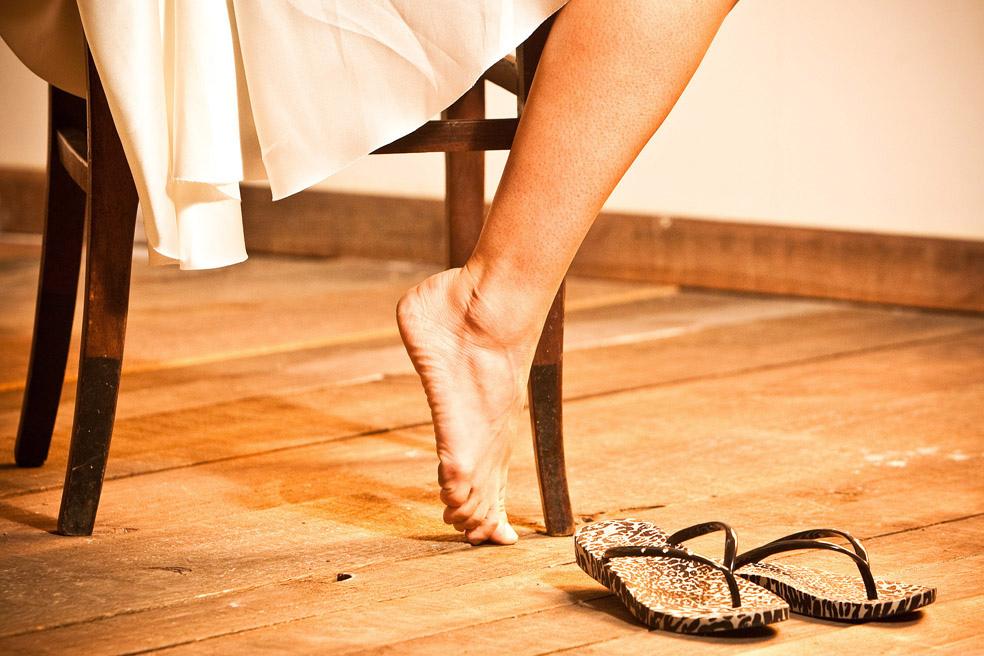 Alice Bragas Feet