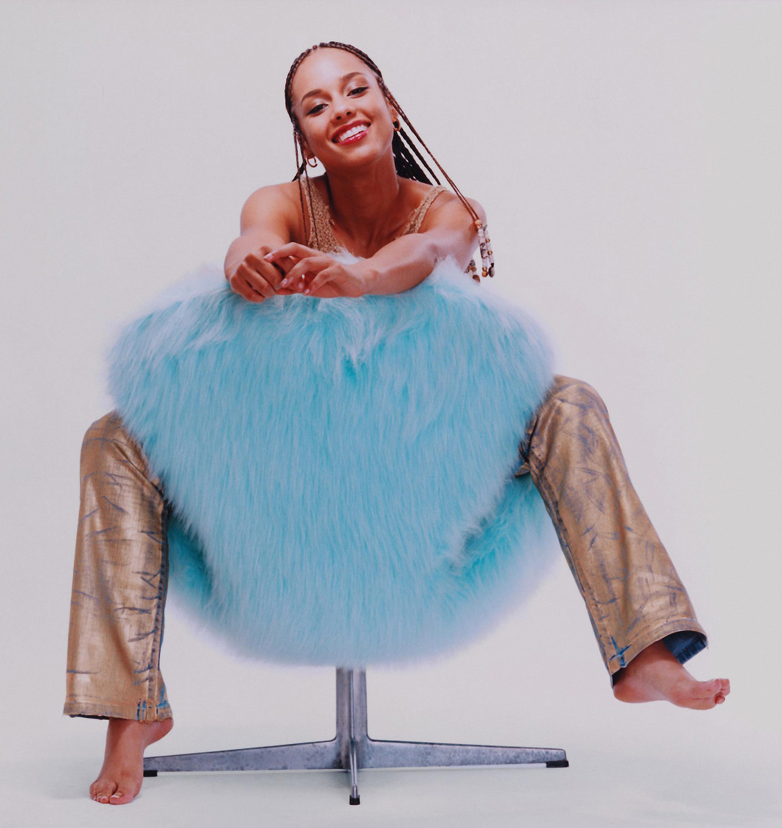 Alicia Keys Feet - Celebrity Feet Info