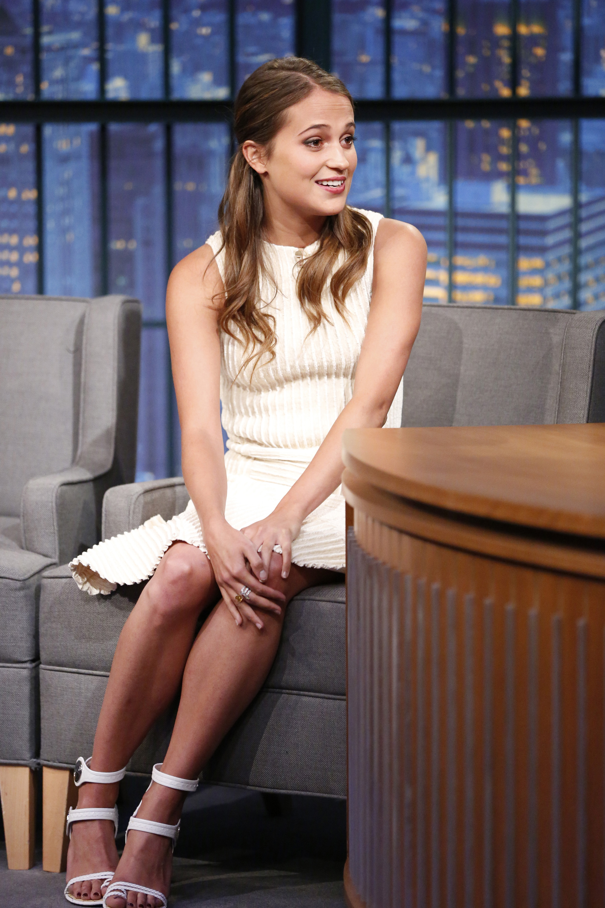Rate This Girl Day 299 Alicia Vikander Bodybuilding