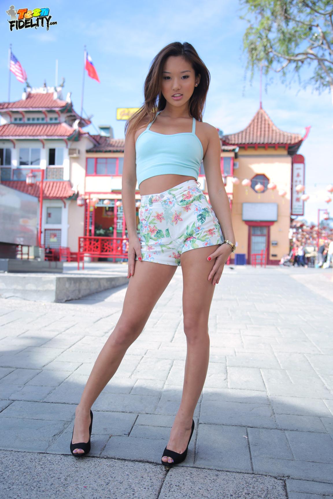 Alina li pics