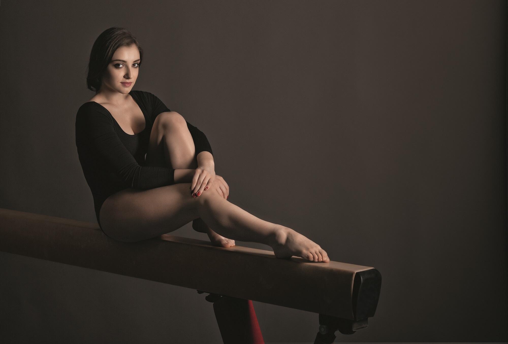 Aliya Mustafina Photoshoot Images & Pictures - Becuo