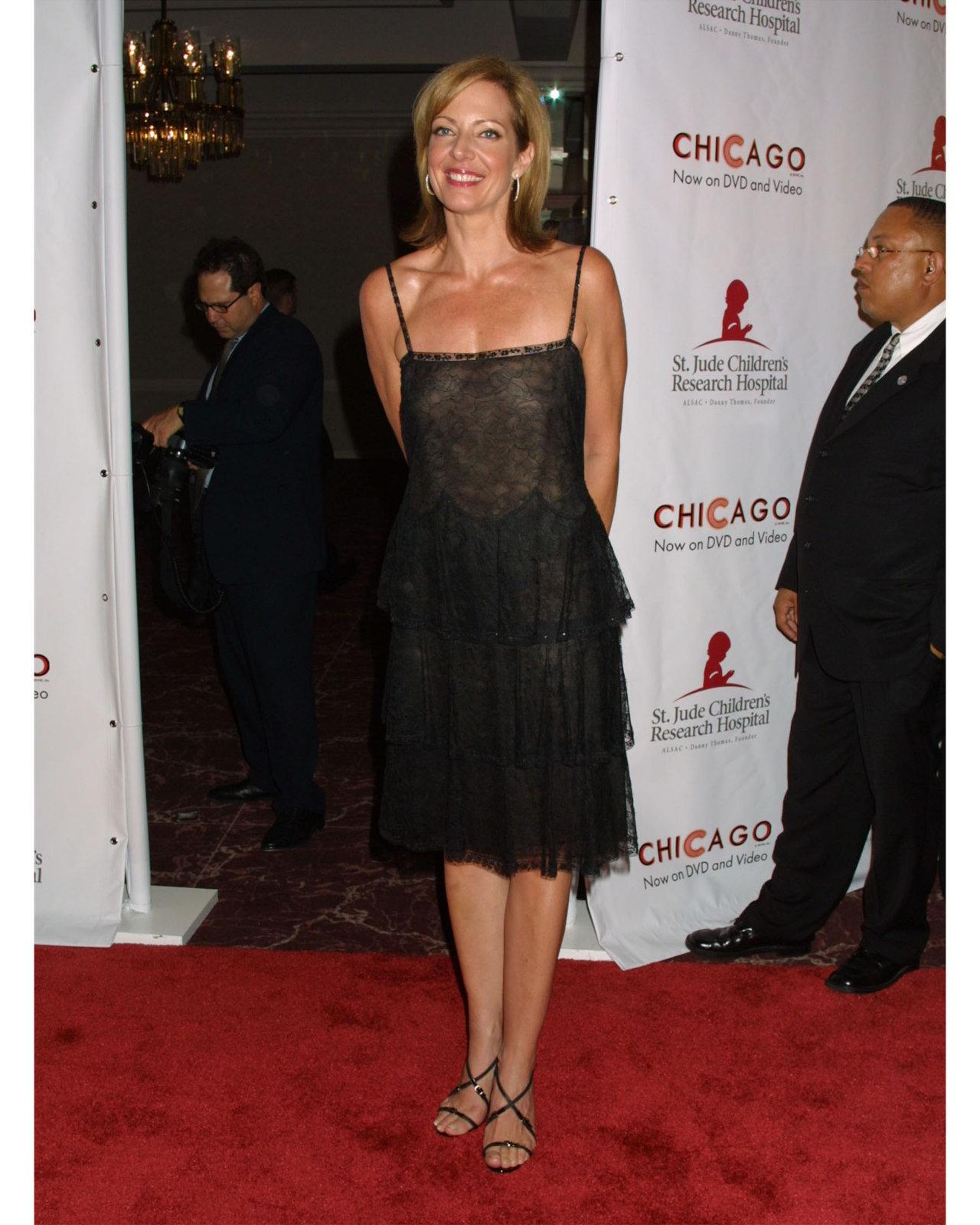 Allison Kainoaani Chow allison janney's feet << wikifeet