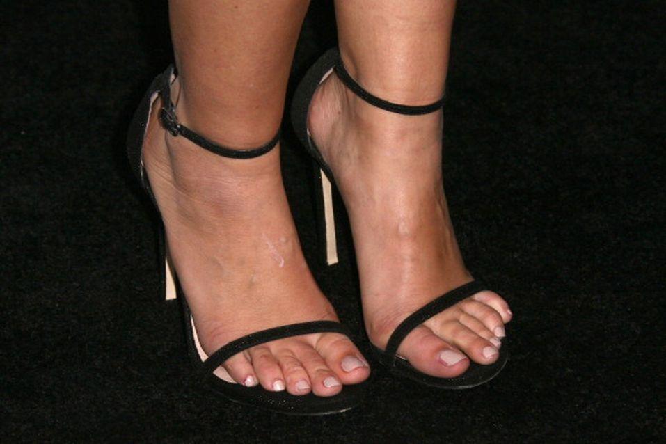 Alyson Michalkas Feet