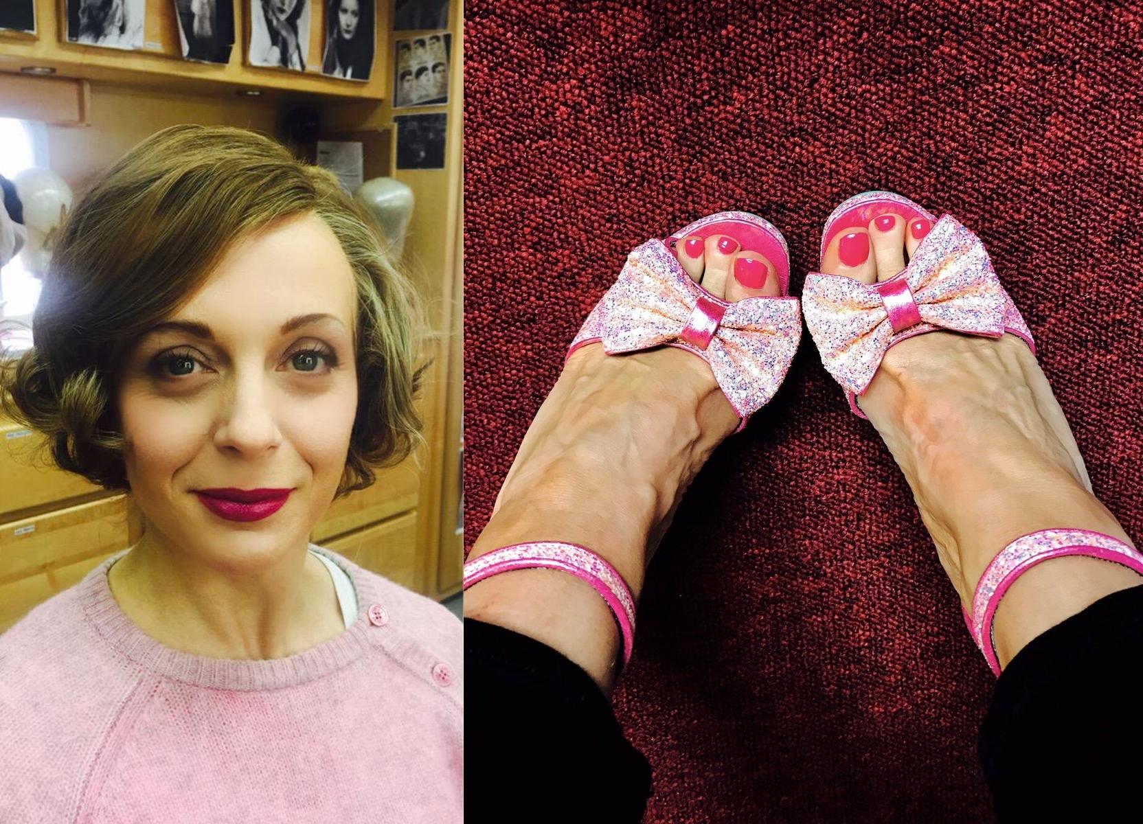Amanda Abbington Sexy amanda abbington's feet << wikifeet