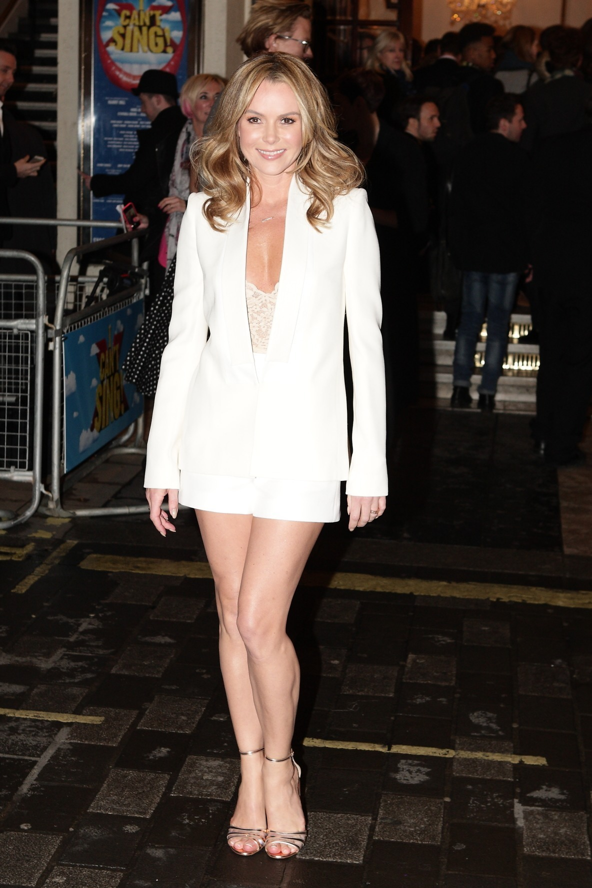 Feet Amanda Holden nudes (74 images) Ass, 2016, cleavage