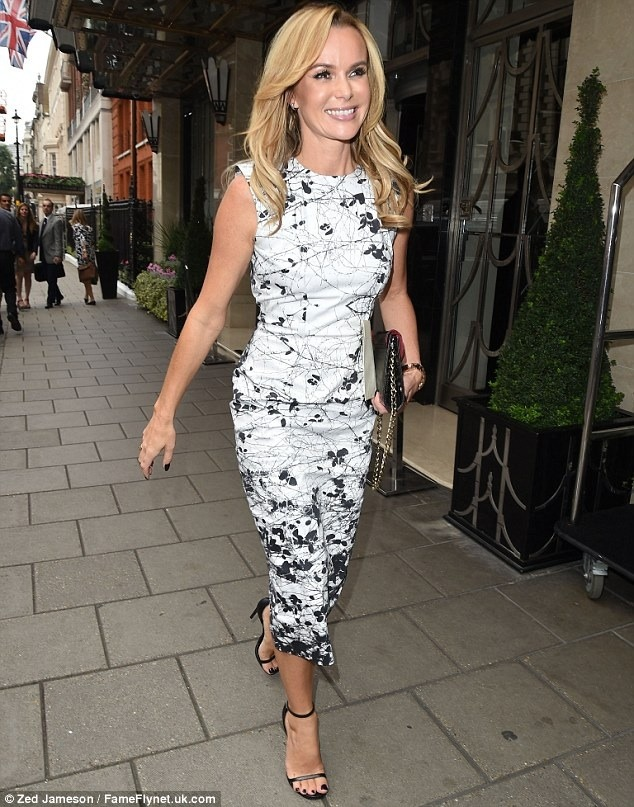 Amanda Holden | Body Measurements