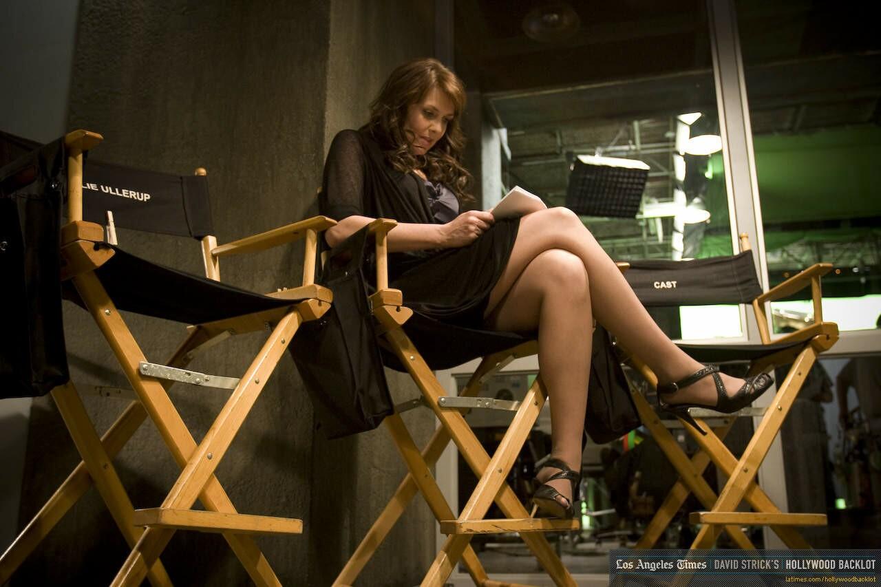 Amanda Tapping Sexy amanda tapping's feet << wikifeet
