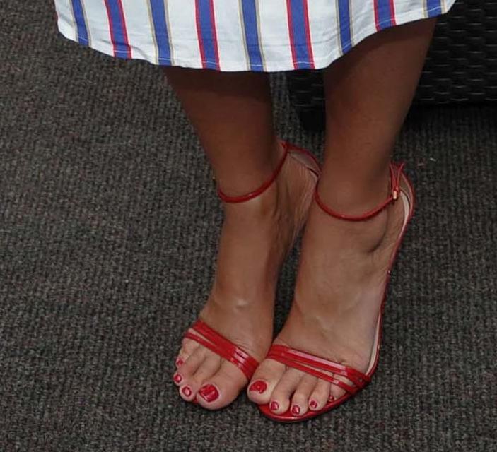 Amber Rose's Feet