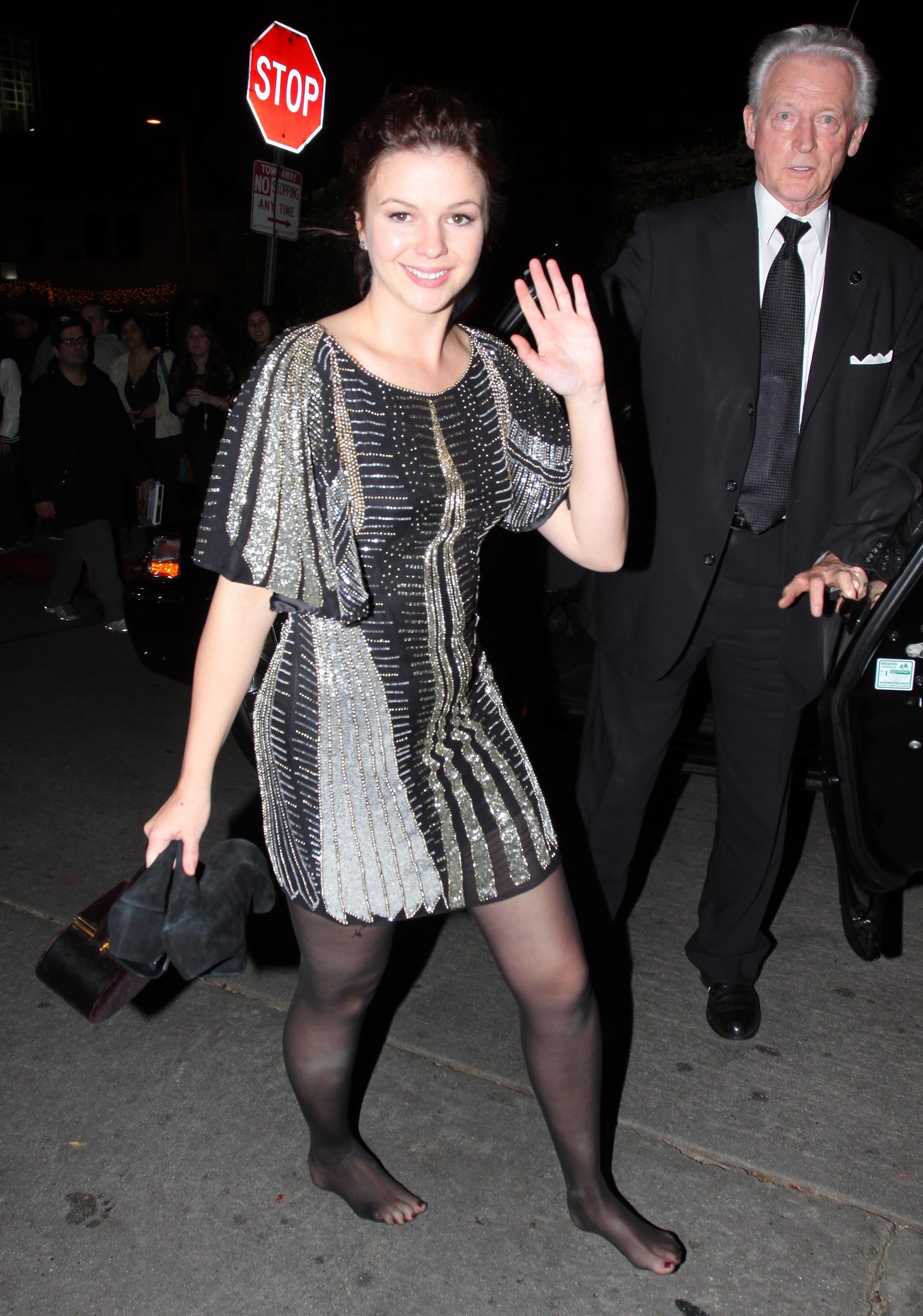Amber Tamblyn S Feet