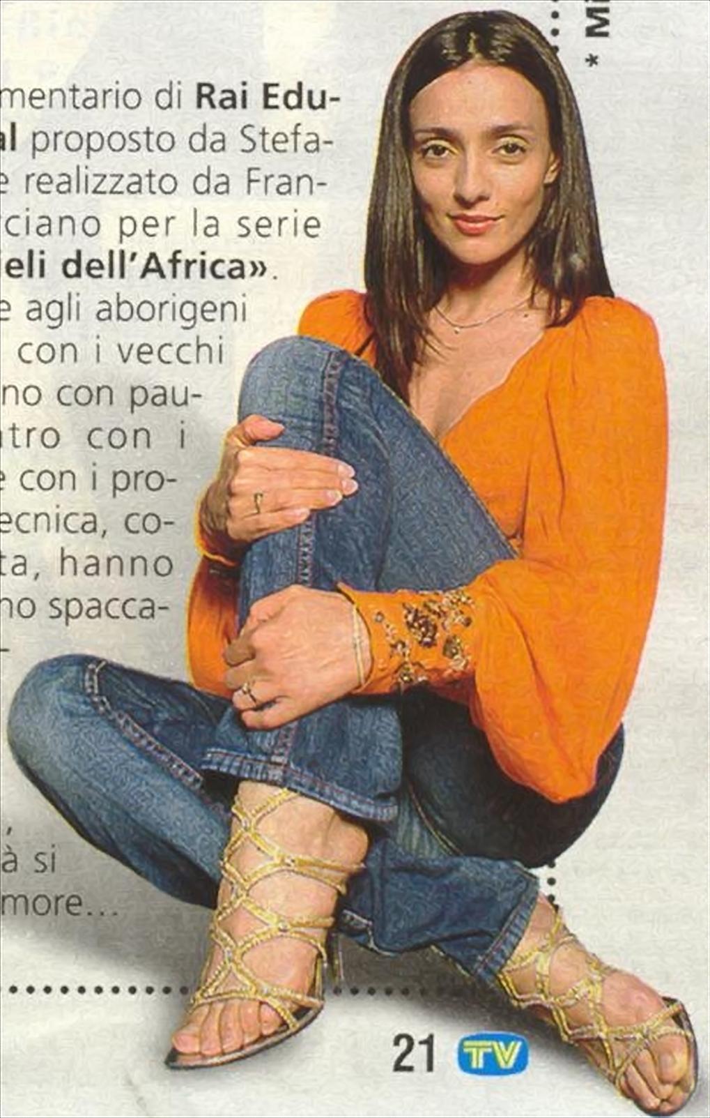 Watch Ambra Angiolini (born 1977) video