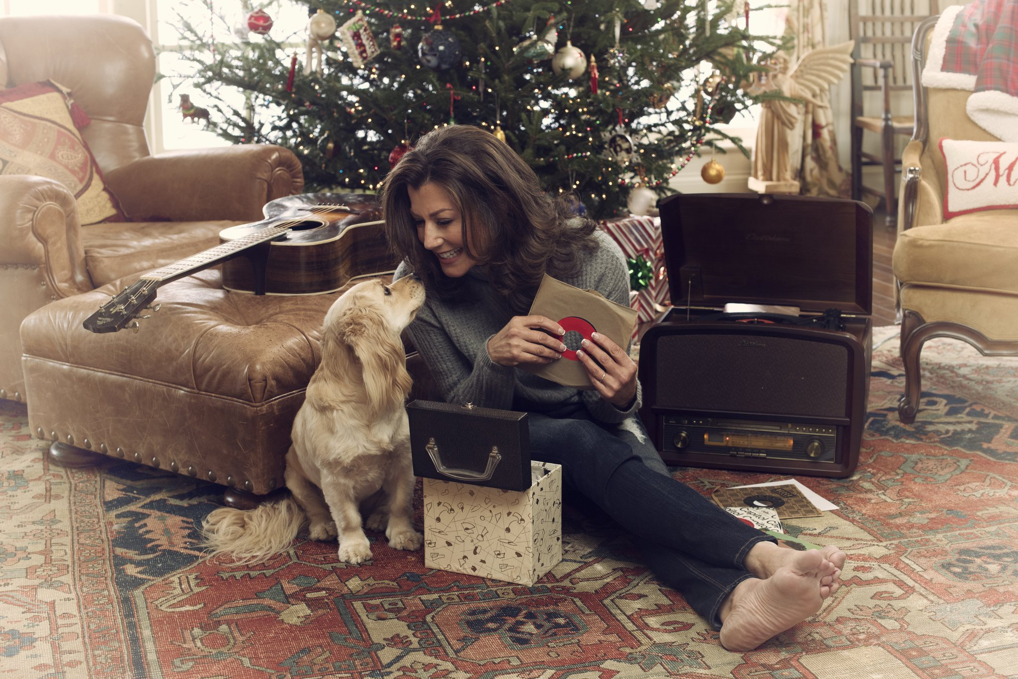 amy grant sleigh ride
