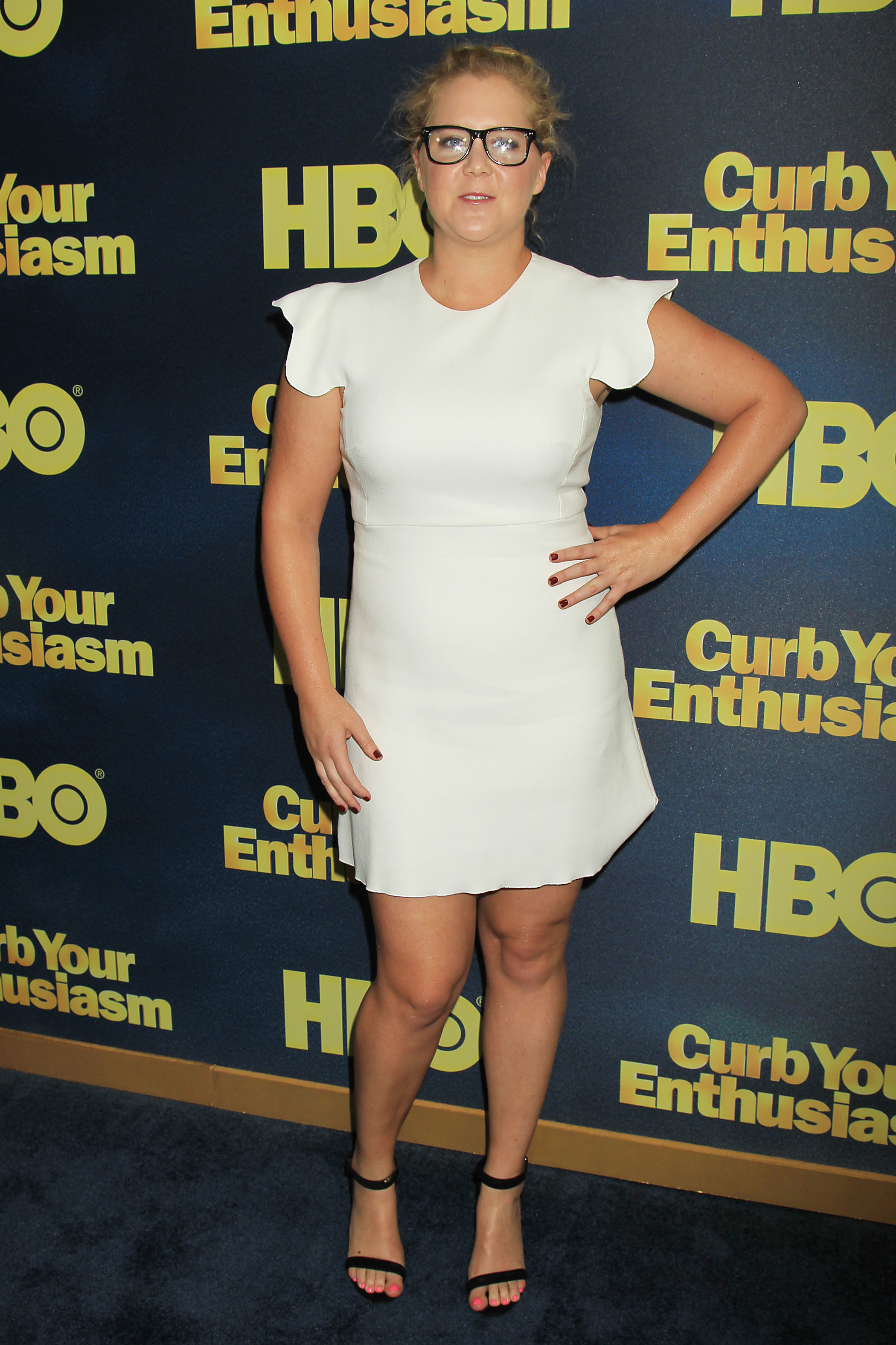 100 Images of Amy Schumer Feet