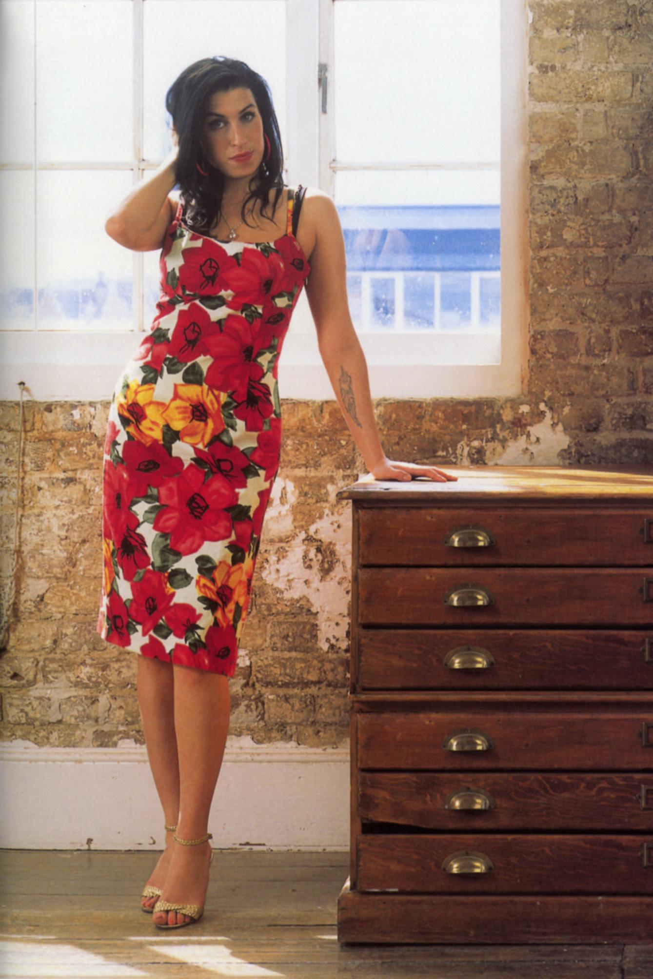 Amy Winehouses Feet