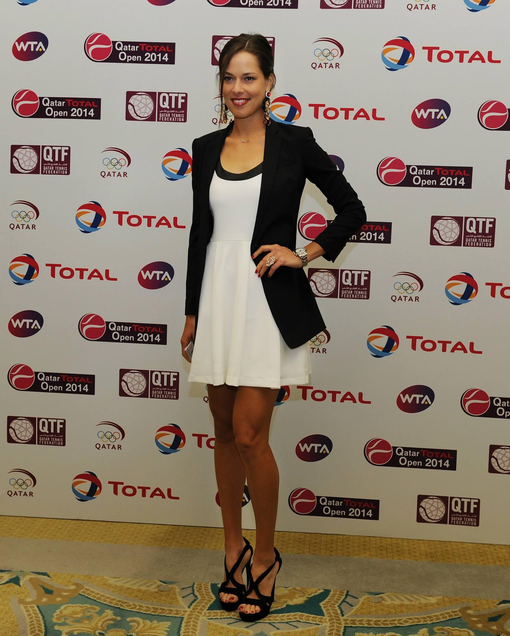 Sexy tennis beauties ivanovic wozniacki sharapova - 3 part 5