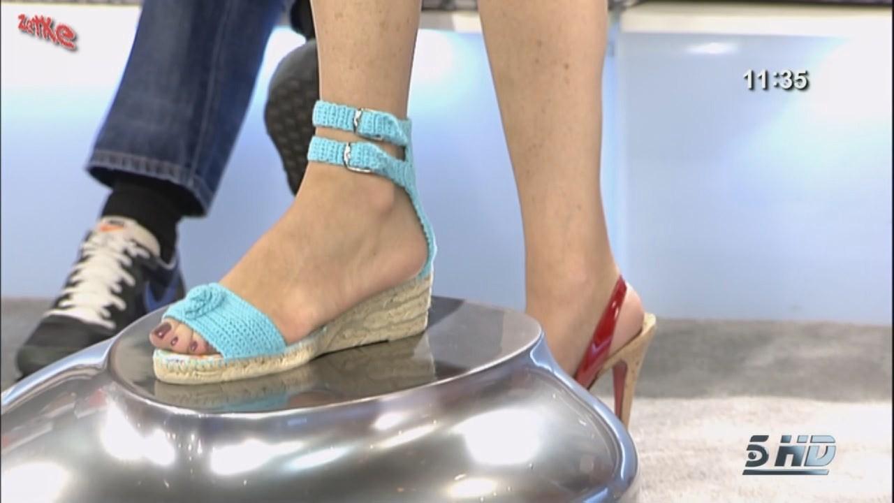 Ana Rosa Quintana Feet ana rosa quintana's feet << wikifeet