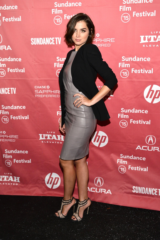 Ana de Armas's Feet Scarlett Johansson Filmography