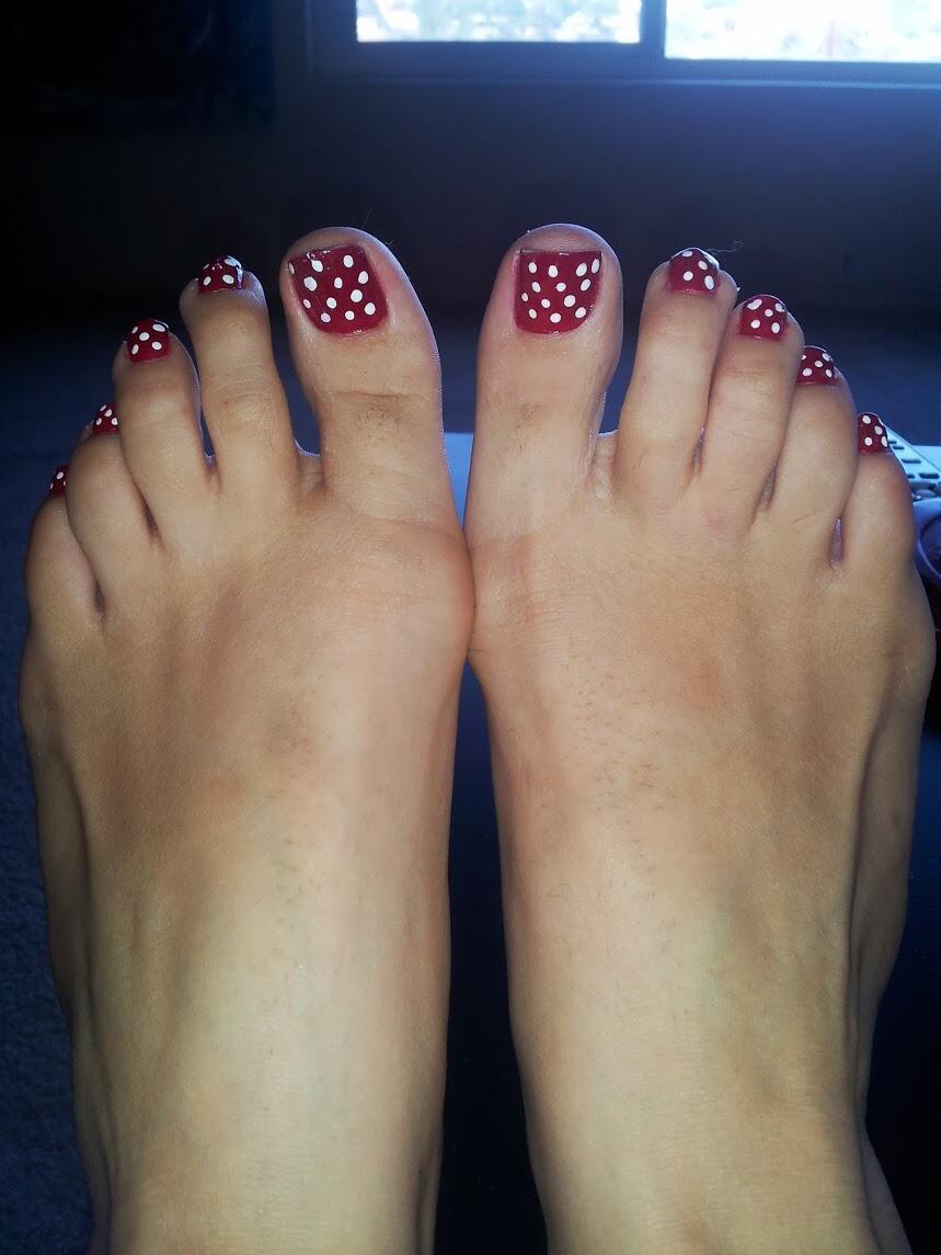 Anais jolie feet