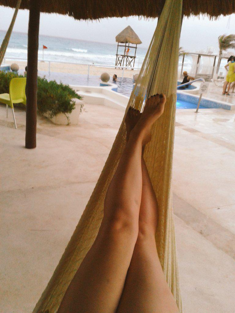 Anastasia lux feet