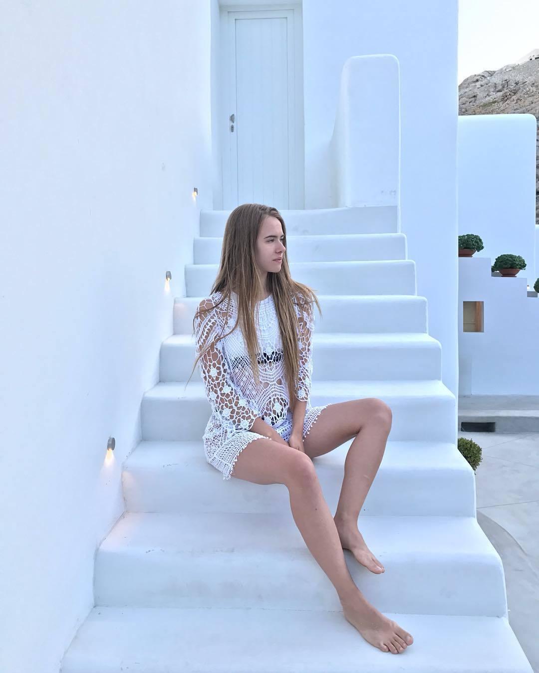 Anastasia Tsilimpiou Nude Photos 38