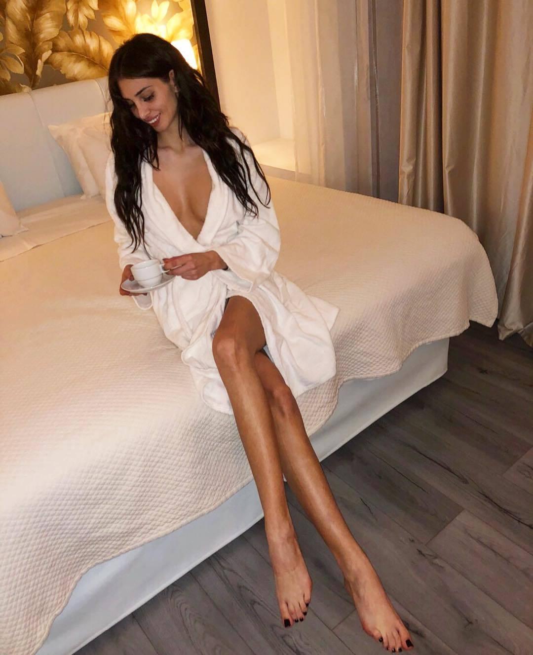 Anastasia Voskanidous Feet