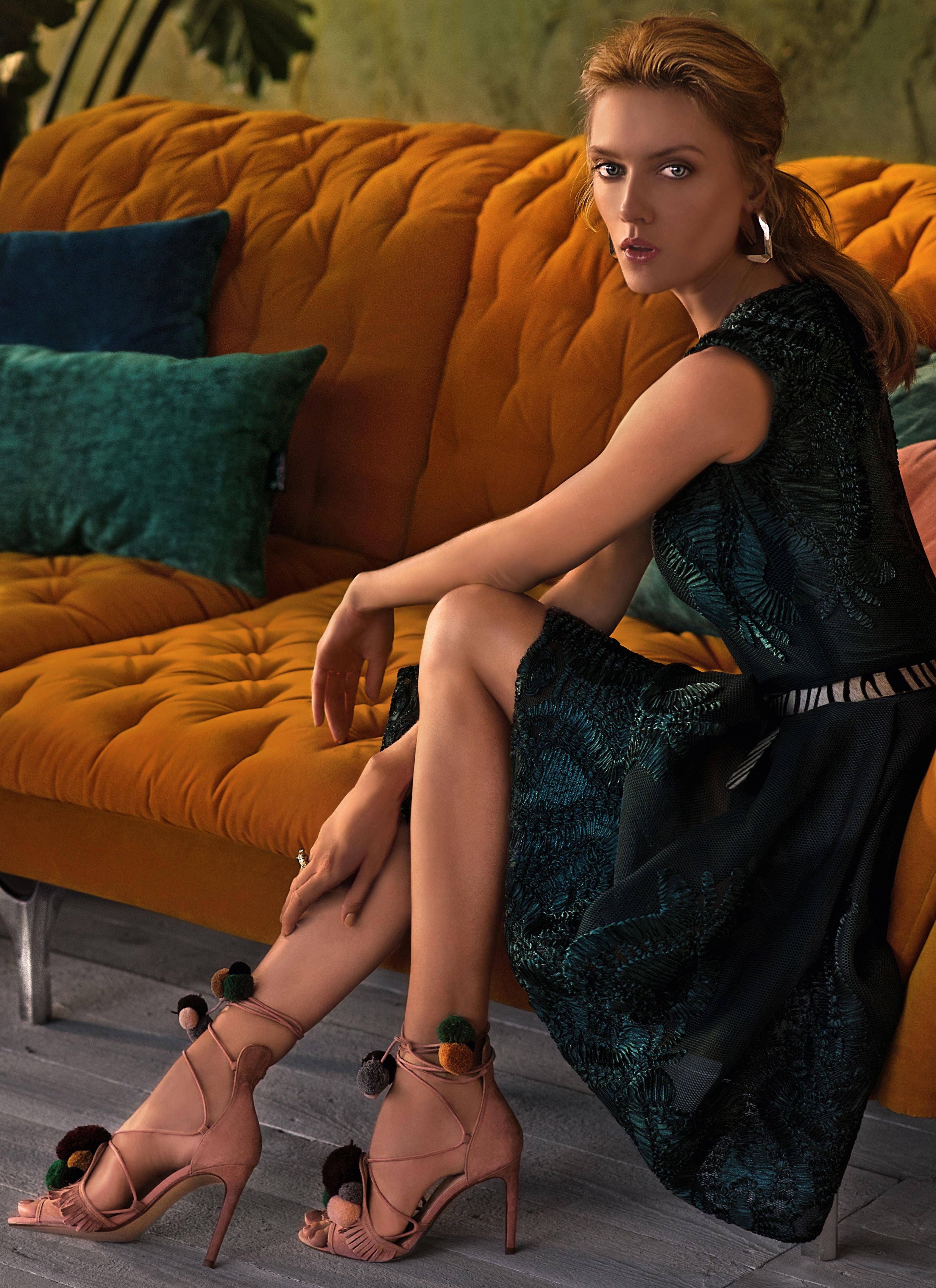 Feet AnastFeetija Makarenko nude photos 2019