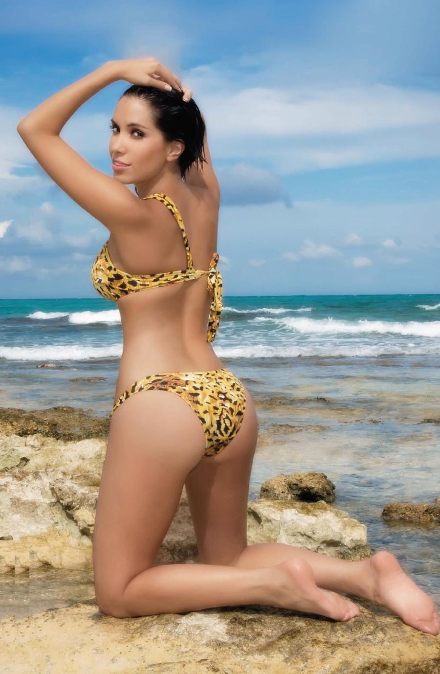 escalona bikini Andrea