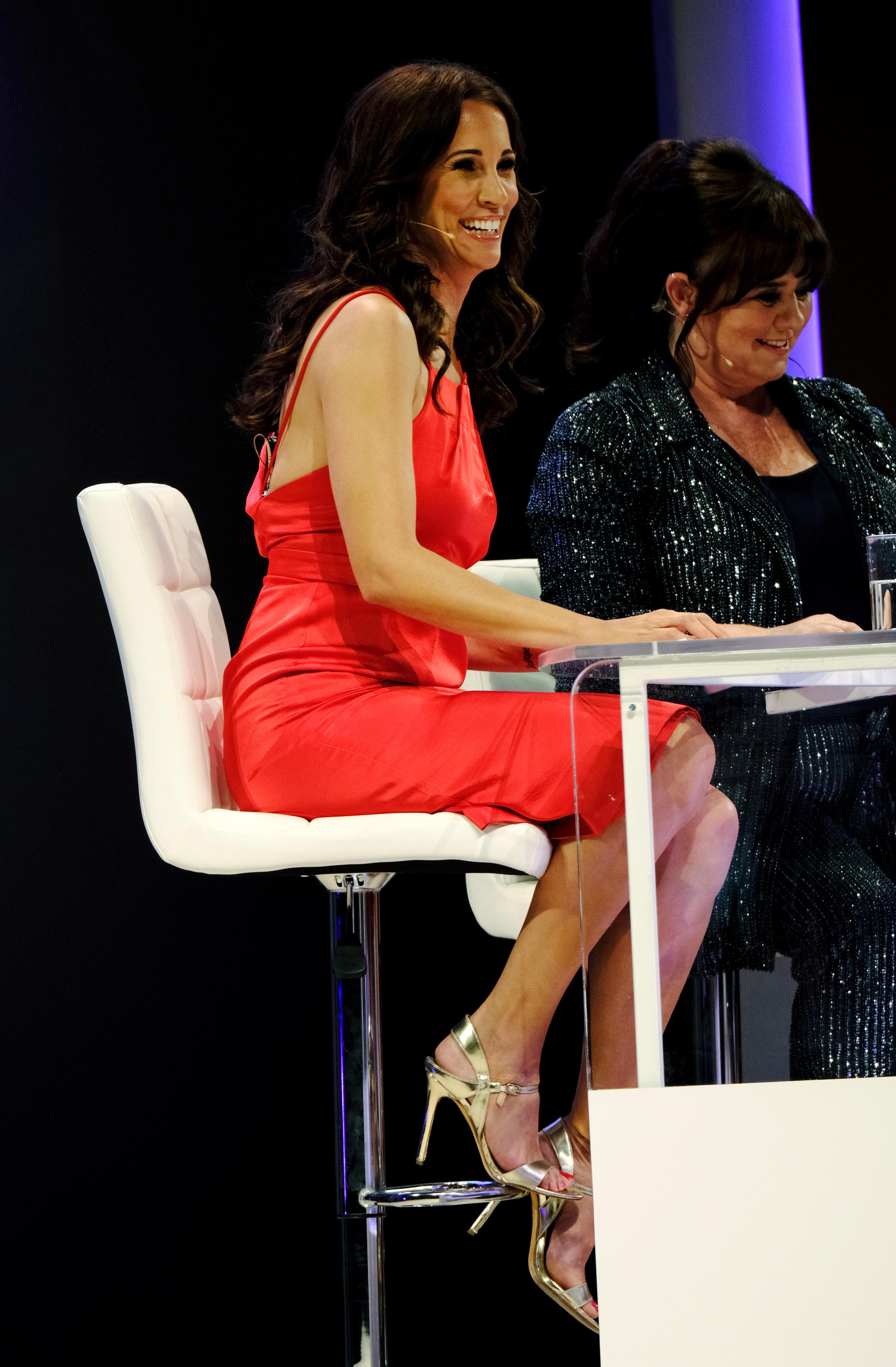 Andrea Mclean Topless andrea mclean's feet << wikifeet