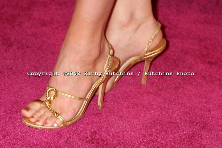 Andrea Roth's Feet