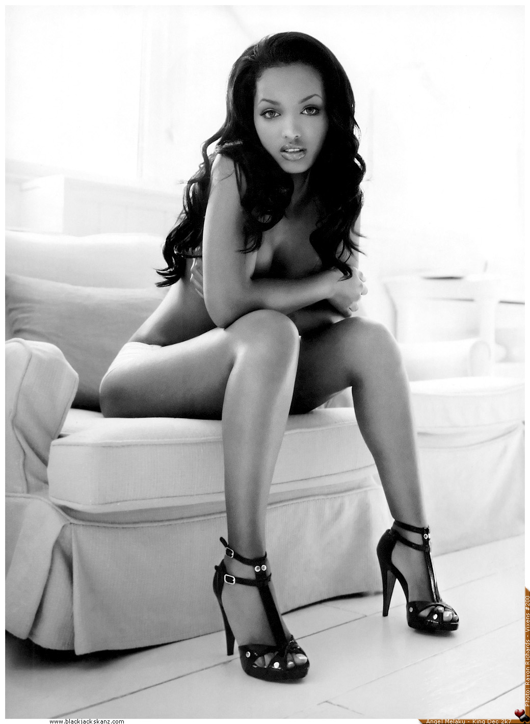 sexy ethiopian women feet