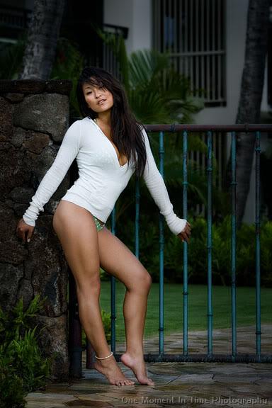 Angela Fong's Feet