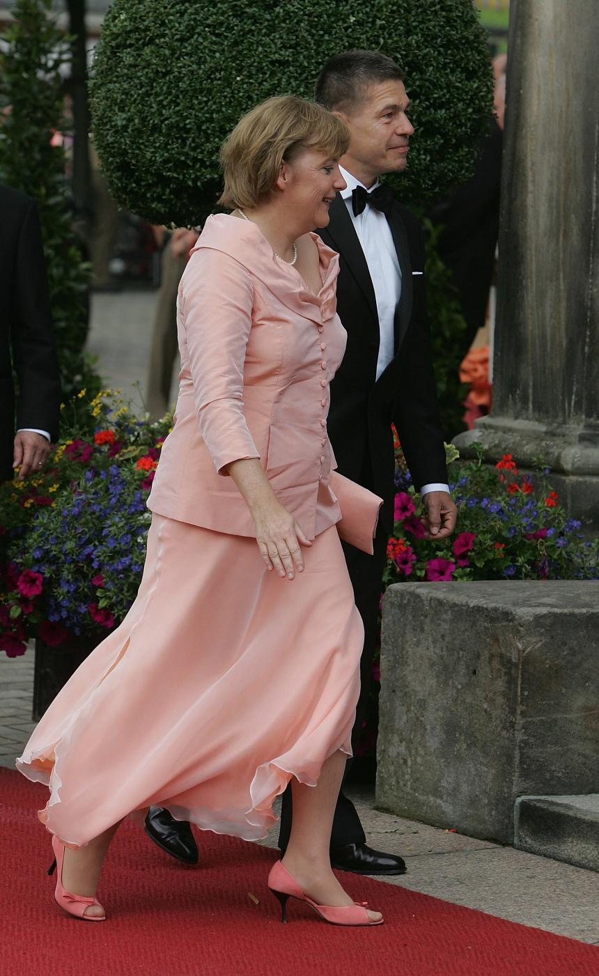 Feet Angela Merkel nude photos 2019