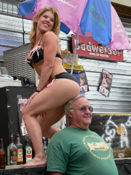 Sorry, that Full throttle saloon angie topless exist?