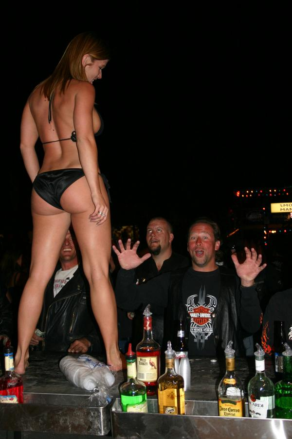 Everything. Full throttle saloon angie naked hot your