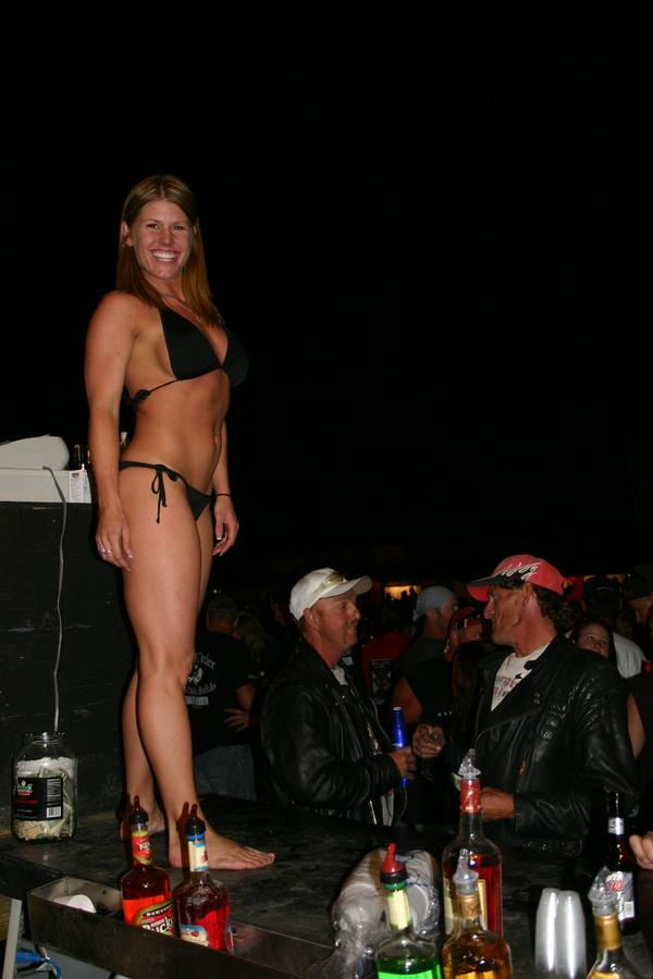 Angie from full throttle saloon nudes are