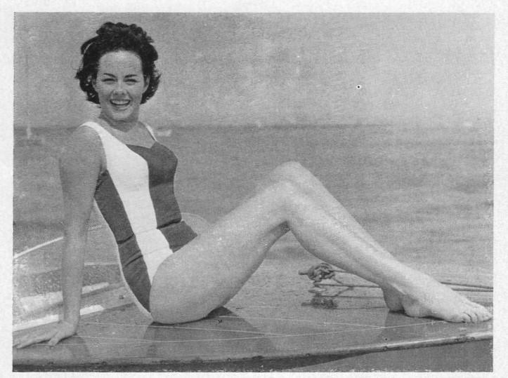 Ann Sidney  nackt