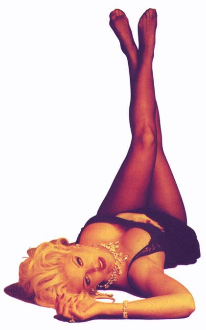 Anna Nicole Smith Images Legs Feet