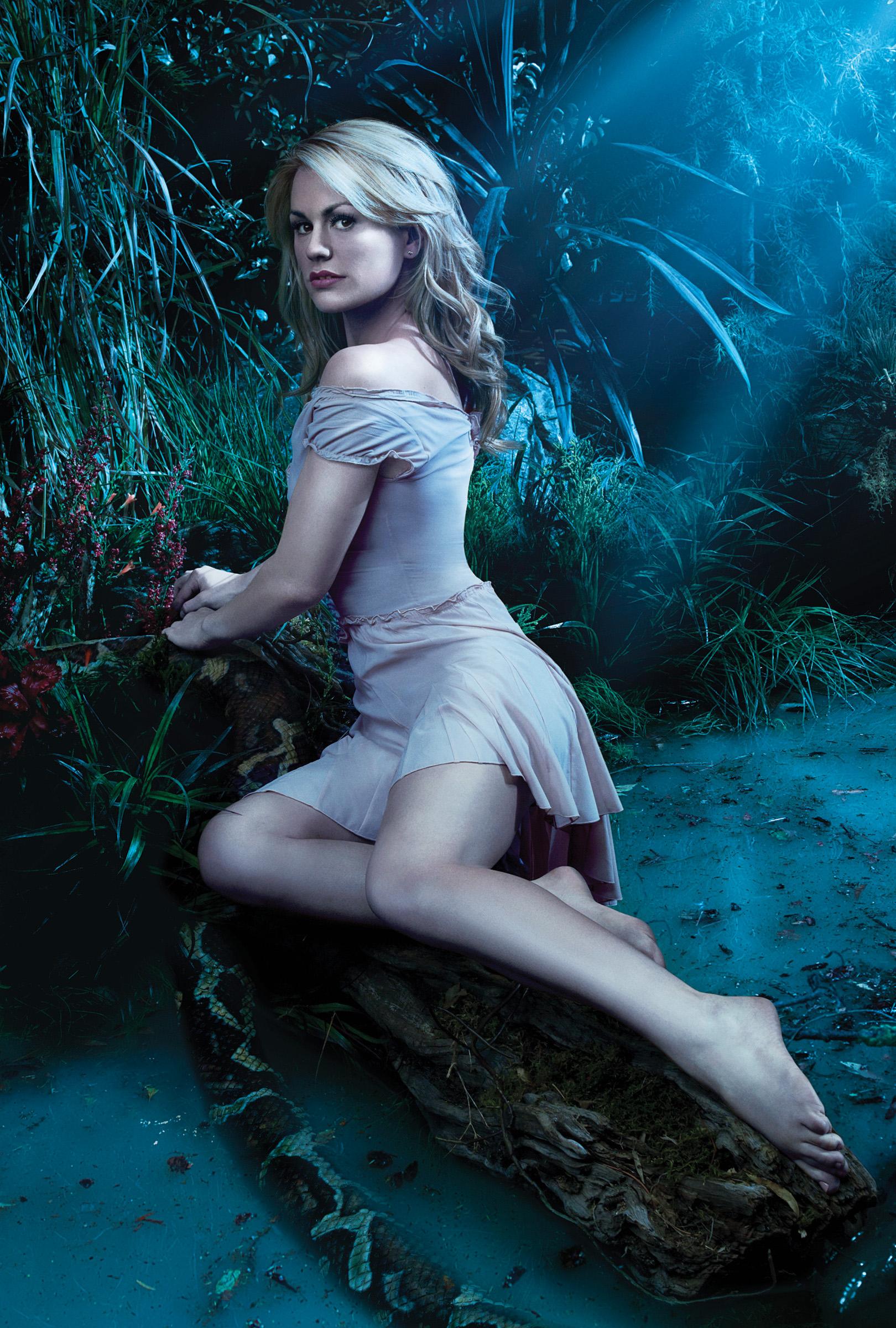 Anna paquin true blood nude