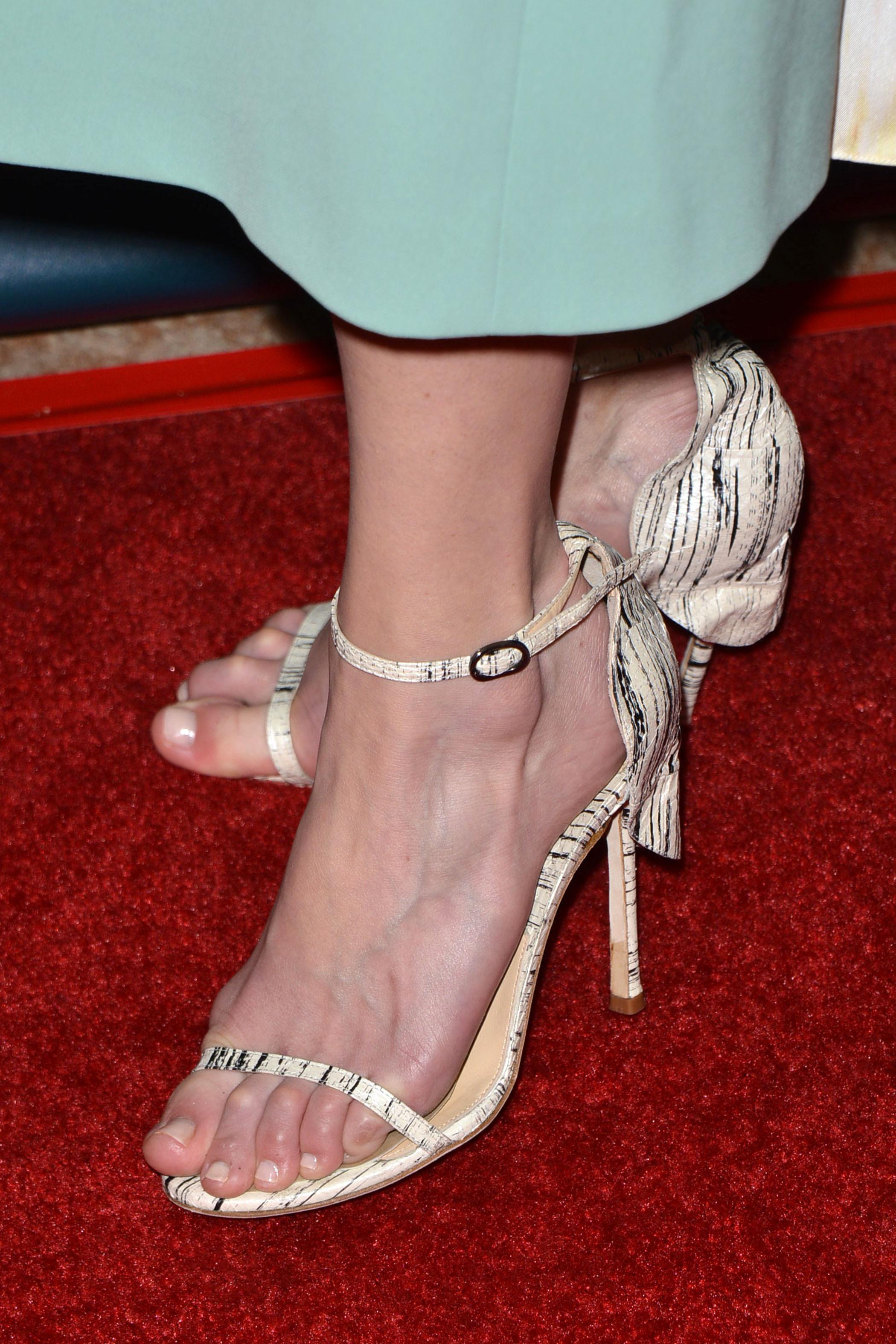 Anne Heche Feet