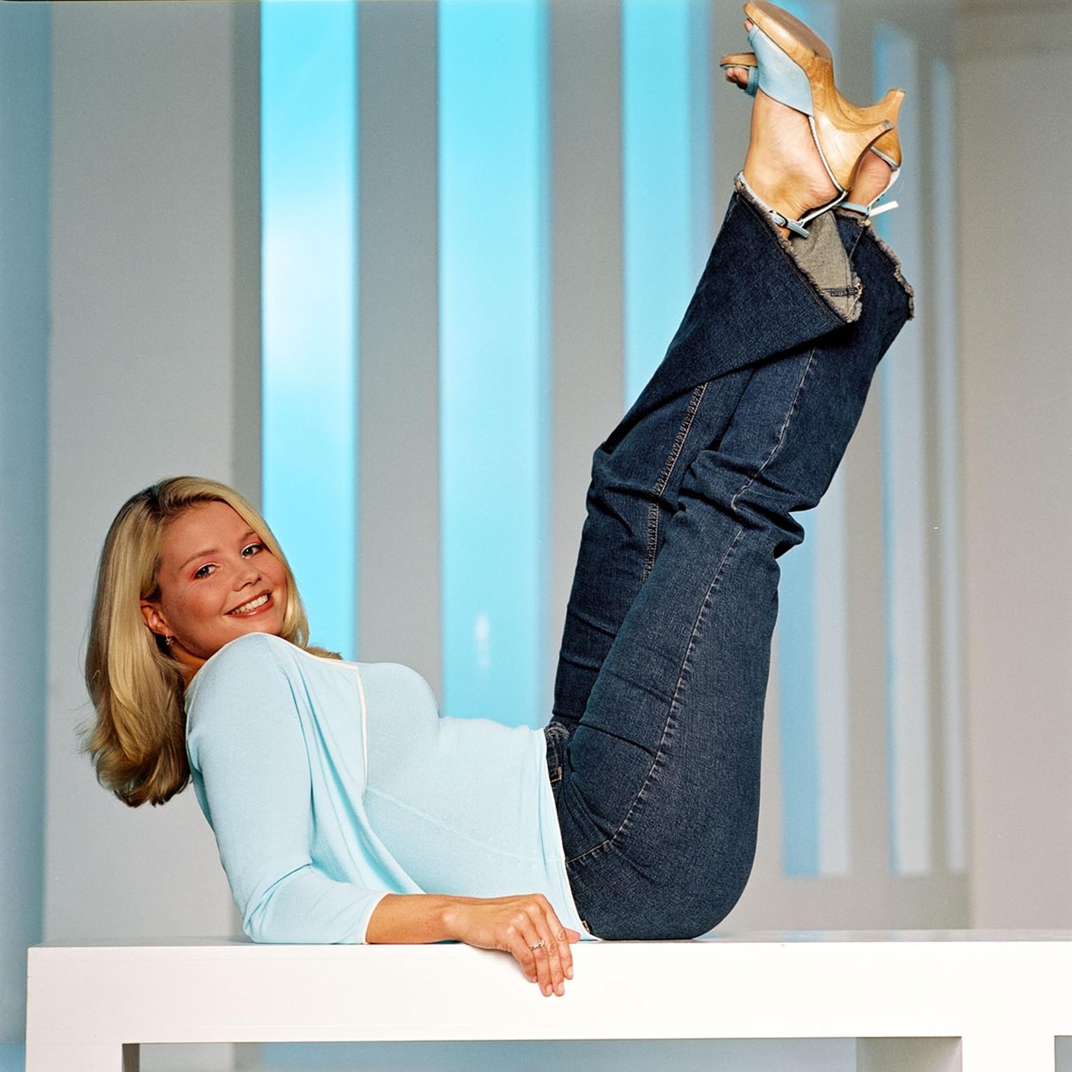 Annette Friers Feet