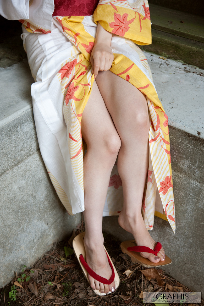 Anri okita feet