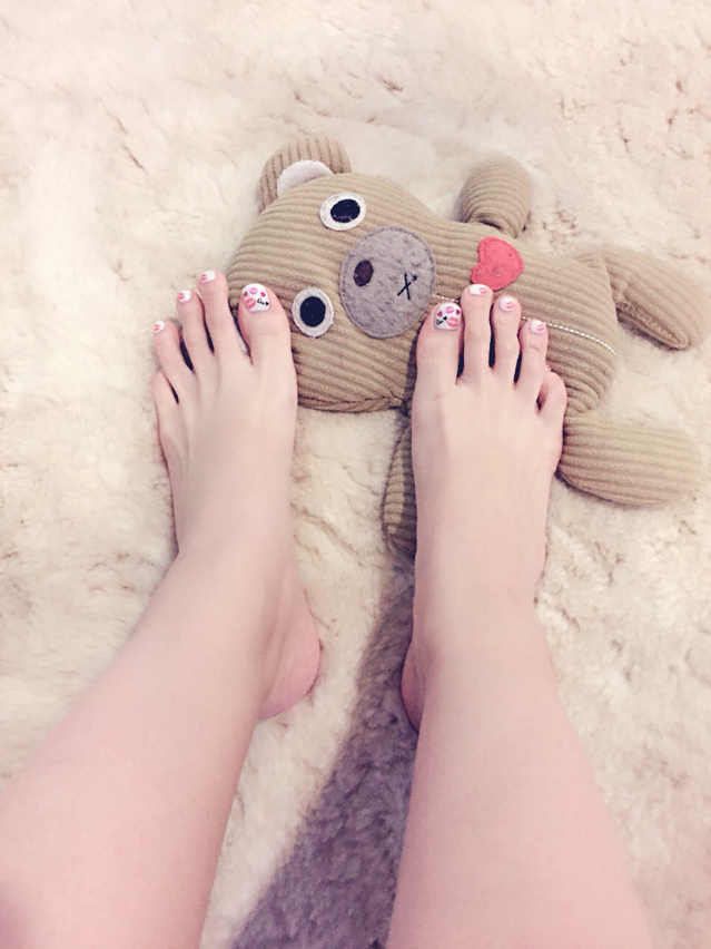 Anri Sugihara's Feet